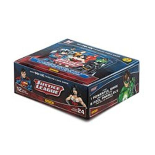 1x Meta X - Justice League Sealed Booster Box Panini MetaX TCG