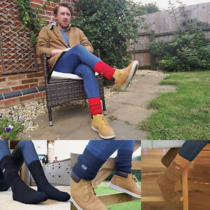Rainbow Socks Donna Uomo Calze Lunghe Al Ginocchio per Diabetici