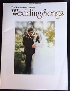 New Book of Golden Wedding Songs Piano Vocal Chords wedding march 1988 Belwin - Hilliard, Ohio, United States - New Book of Golden Wedding Songs Piano Vocal Chords wedding march 1988 Belwin - Hilliard, Ohio, United States