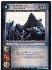 Lord Of The Rings CCG FotR Card 1.R237 The Witch King Lord Of Angmar
