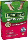 Evergreen Multi Purpose Grass Seed 840g Carton Covers 28m2