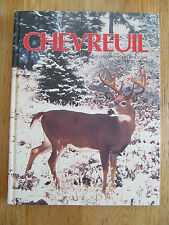 Chevreuil Sentier chasse-pêche Prospection Armes +33 tours Deer Hunting 1986