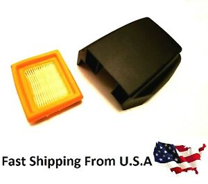 cover For Stihl FS120 FS200 FS250 Brush Cutter Trimmer Cleaner Air Filter