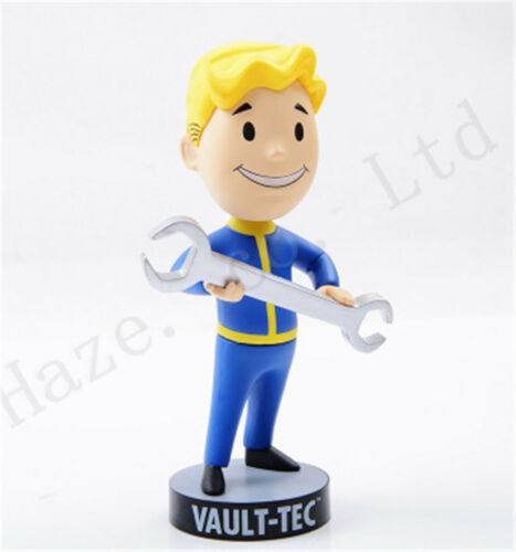 Fallout Shelter 4 Vault Boy 111 Bobbleheads Complete Figure Collection Toy Gift