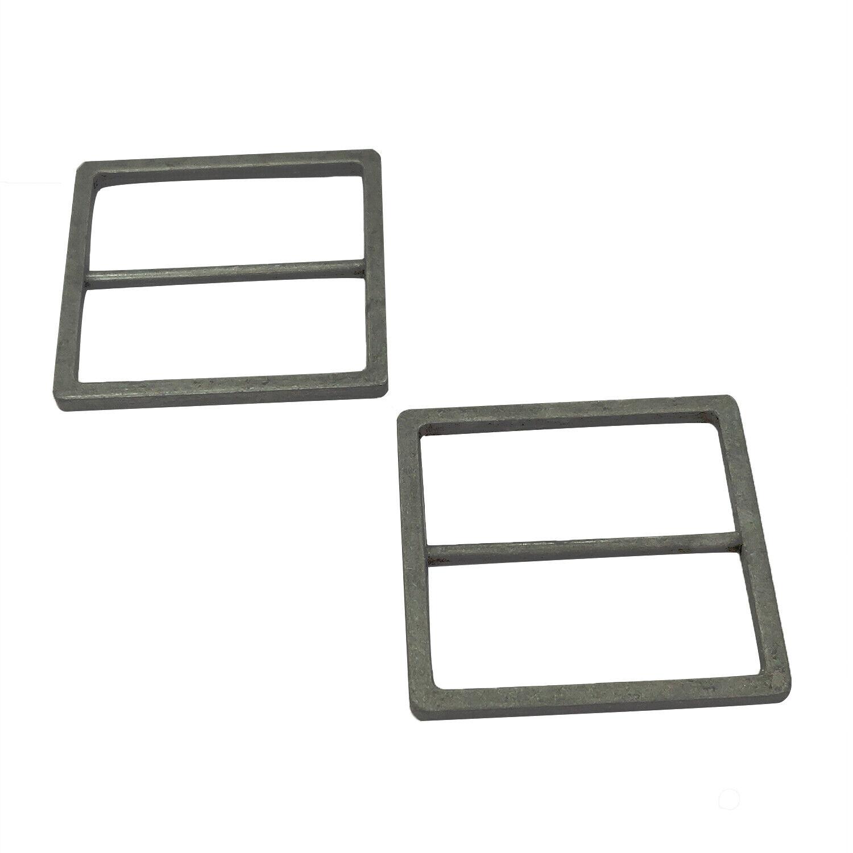40mm Silber Schnellverschluss Tri Glide Messing Schnalle Tasche Band Einsteller