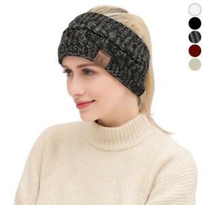 Fashion-Women-Winter-Warm-Beanie-Headband-Skiing-Knitted-Cap-Ear-Warmer-Band