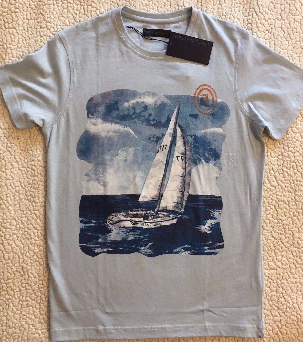 Trussardi  T-shirt Brand New Collection 2018