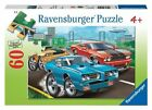 Ravensburger Muscle Cars Puzzle - 60pc