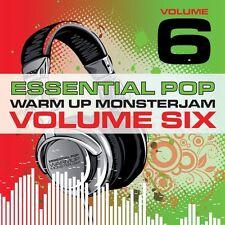 DMC esencial Pop calentamiento Monsterjam Vol 6 CD Fiesta DJ Mixed by Iván Santana