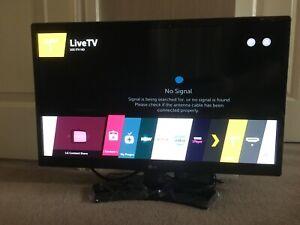 LG 24 inch Smart LED TV