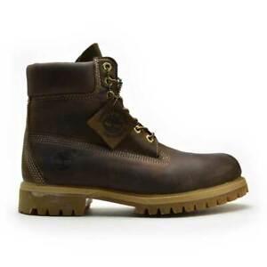 Timberland-Herren-6-Inch-Premium-Boots-Timberland-Herren-Tall-Leder-Stiefel-Groesse