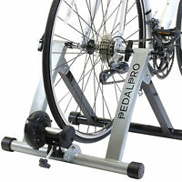 Pedalpro Turbo Trainer Indoor Folding Exercise Bike For Cycle/bicycle Training