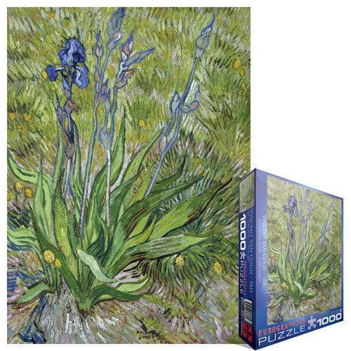 Vincent Van Gogh - Iris 1000PIECE PUZZLE EG60000380 - Eurographics