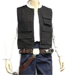 Han Solo Black ANH VEST only