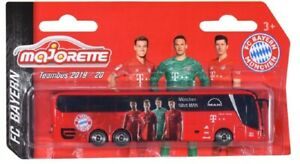 MAN Lion´s Coach L Supreme Teambus Majorette 212053156 FC Bayern München