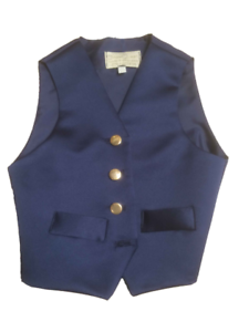 ShowQuest Childrens Waistcoat Plain