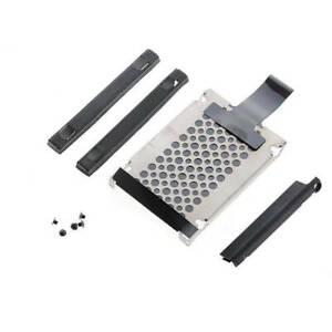 HDD-Hard-Drive-Cover-Caddy-Rails-Set-For-IBM-Lenovo-Thinkpad-T60-T61-Series