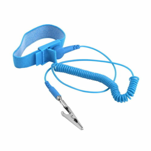 Anti Static ESD Wrist Strap Discharge Band Grounding Prevent Static Shock New