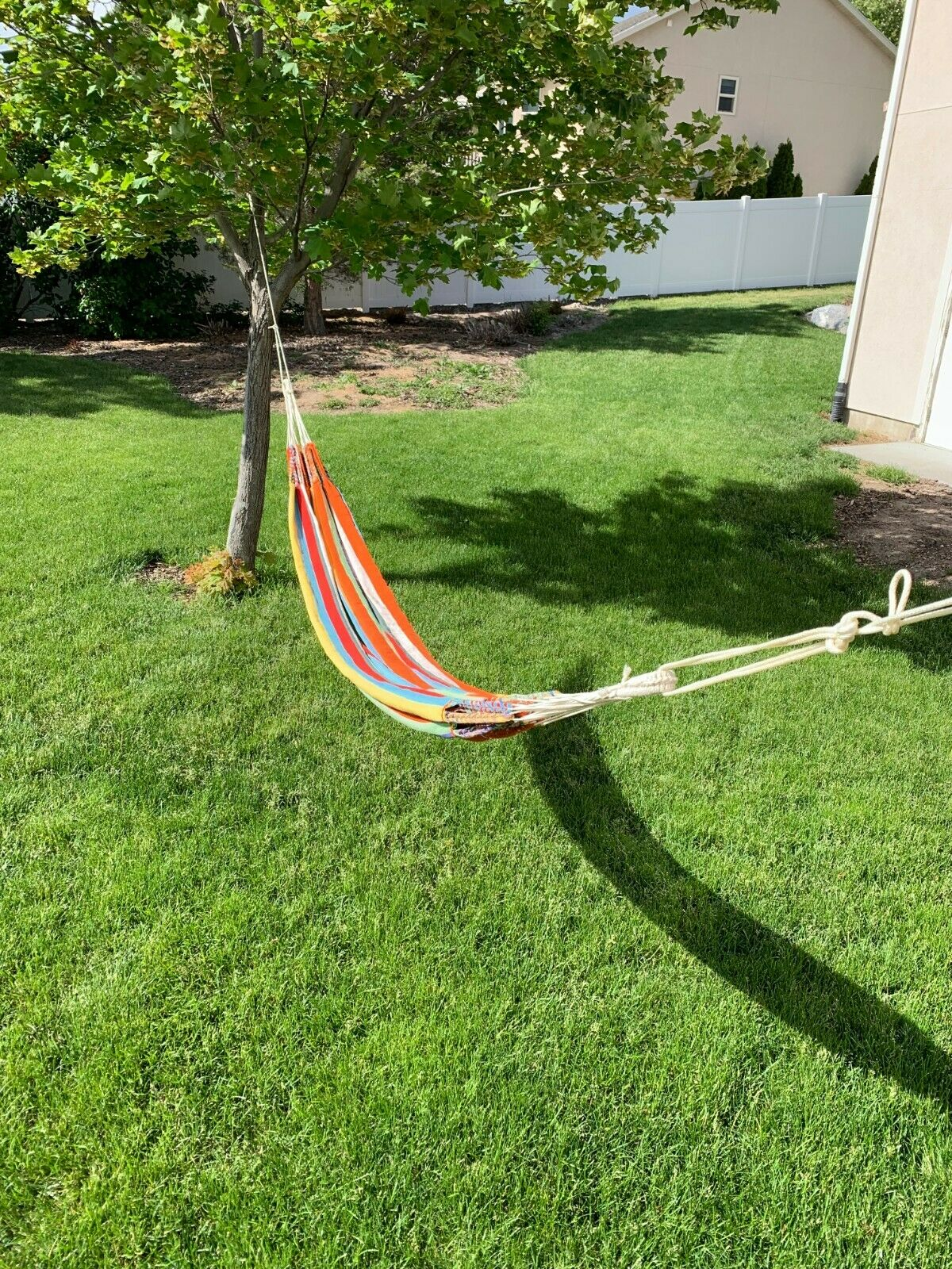 Ready for Summer  Colombia hamaca hammock multiFarbe striped authentic handmade
