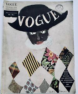 1950-Vogue-Paris-50s-vintage-French-couture-fashion-magazine-Keogh-Jean-Cocteau