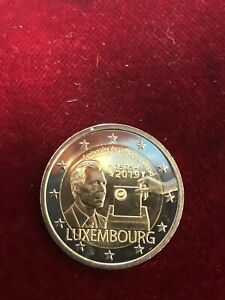 Luxembourg-2-Piece-Commemorative-100-Del-Droit-de-Vote-Universel-UNC