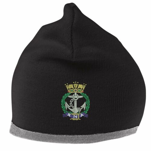 Royal naval association bonnet avec logo brodé