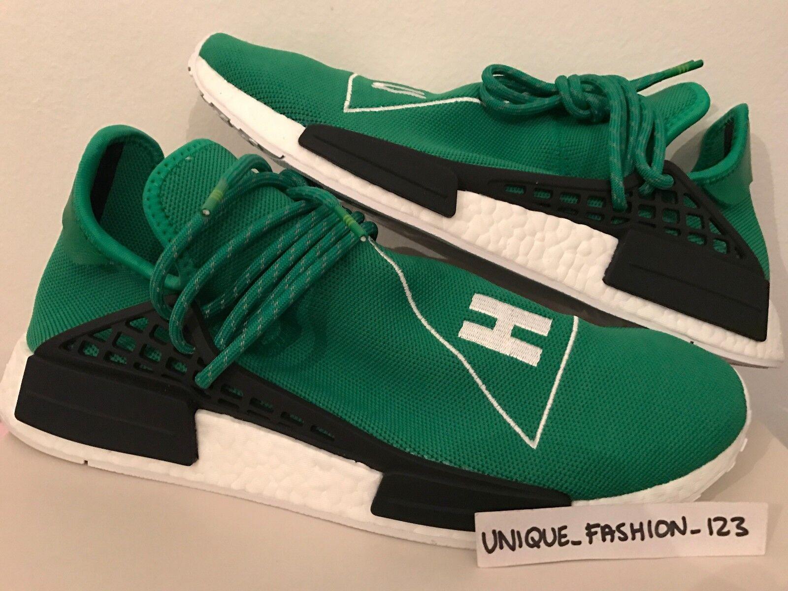 adidas nmd race humaine hu pharrell pw pw pw vert blanc stimuler ec99d2
