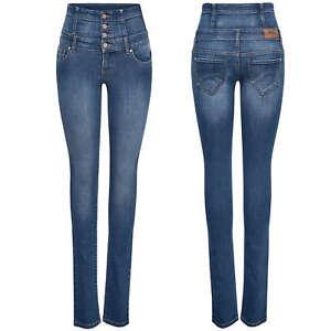Das Bild wird geladen ONLY-Damen-Jeans-Hose -onlCORAL-CORSAGE-SKINNY-REA16989- 1b50e883f8