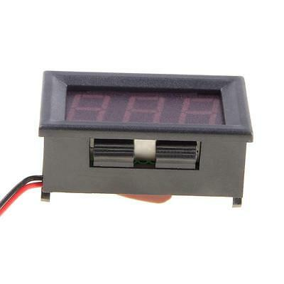 Stylish 1PC Red LED Digital Voltage Meter Voltmeter Panel AC 70~500V CA Decor ED