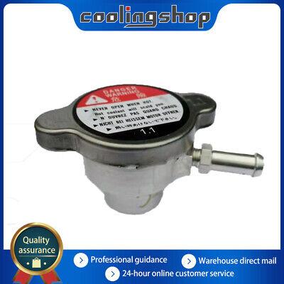 "1.25/"" 32mm ID Aluminum Weld On Radiator Filler Neck 1 Free Radiator Cap"