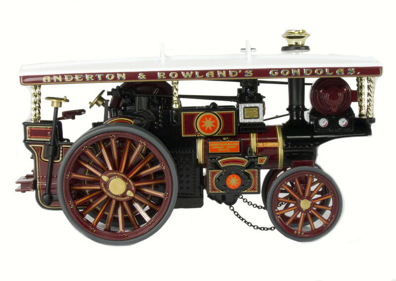 BURRELL SHOWMANS ENGINE Anderton Rowlands CC20509 1 50 Comme neuf boxed