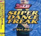 Super Dance Freak, Vol. 66 by Various Artists (CD, Feb-1998, Avex Trax (Japan))