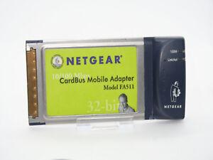 Netgear FA511 Driver for Windows Mac