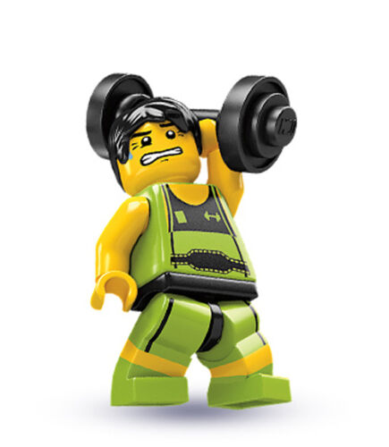 Lego Minifigures  serie 2 - Choose Your Figure Au choix 8684
