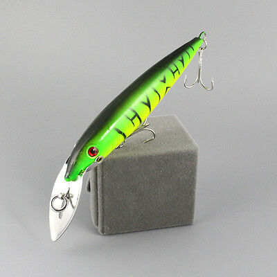 14cm/16.2g Fishing Lures Bait Crankbaits fishing tackle Bass HOOK 4#
