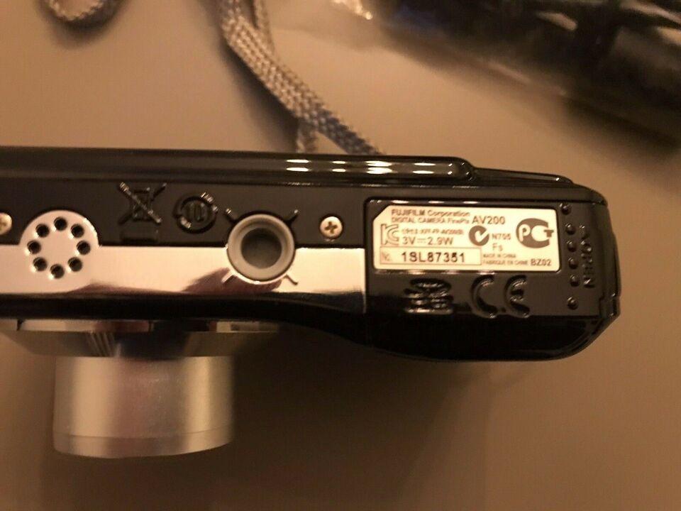 Fujifilm, FinePix AV200, 14,0 megapixels