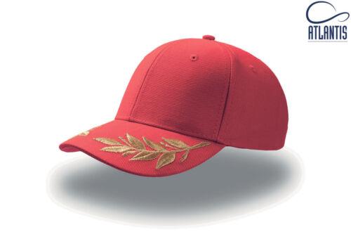 Cappello ATLANTIS berretto WINNER baseball COTONE campioni CAPS cappellino #