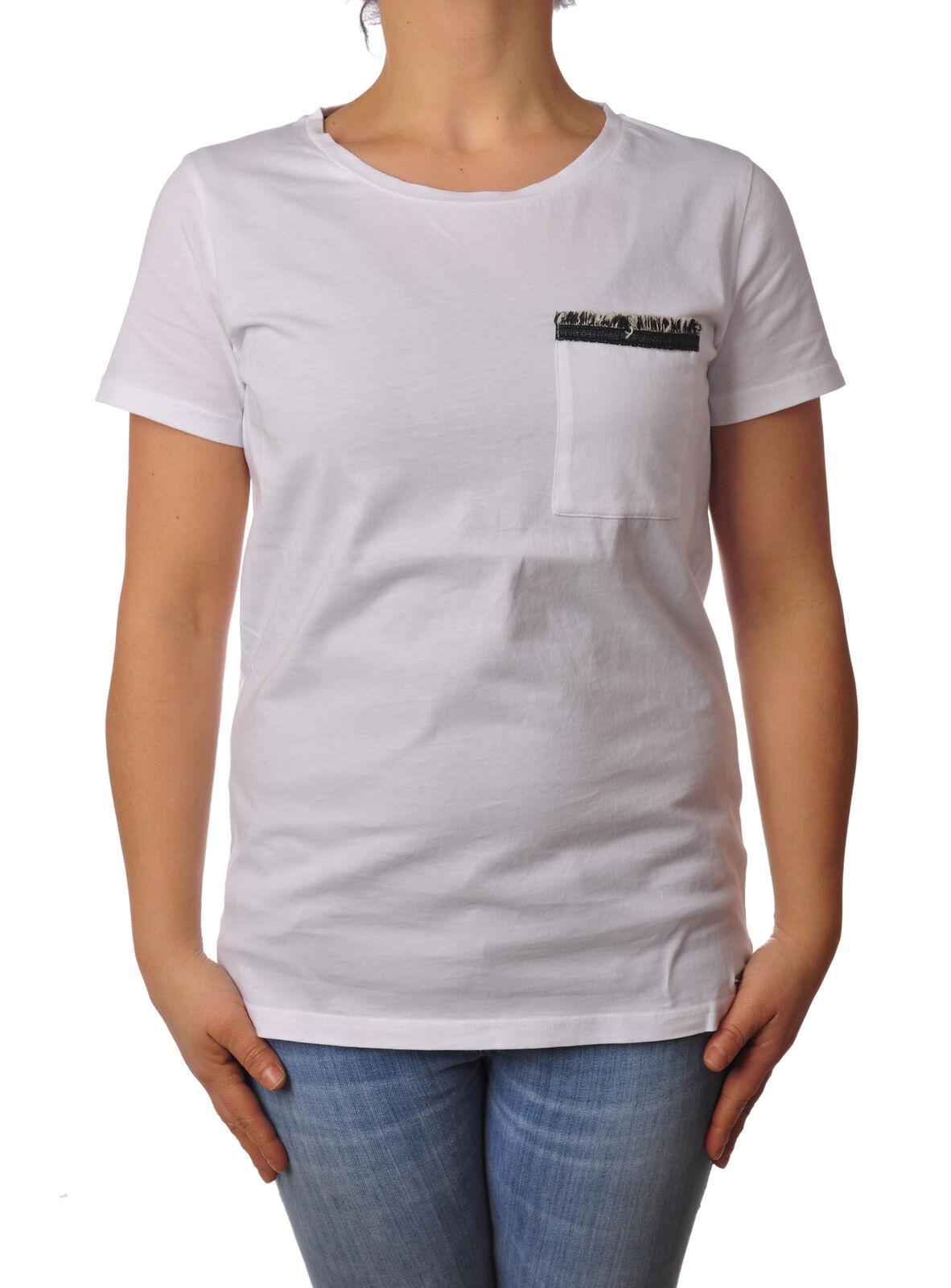 Woolrich - Topwear-T-shirts - Frau - Weiß - 4982715G180836