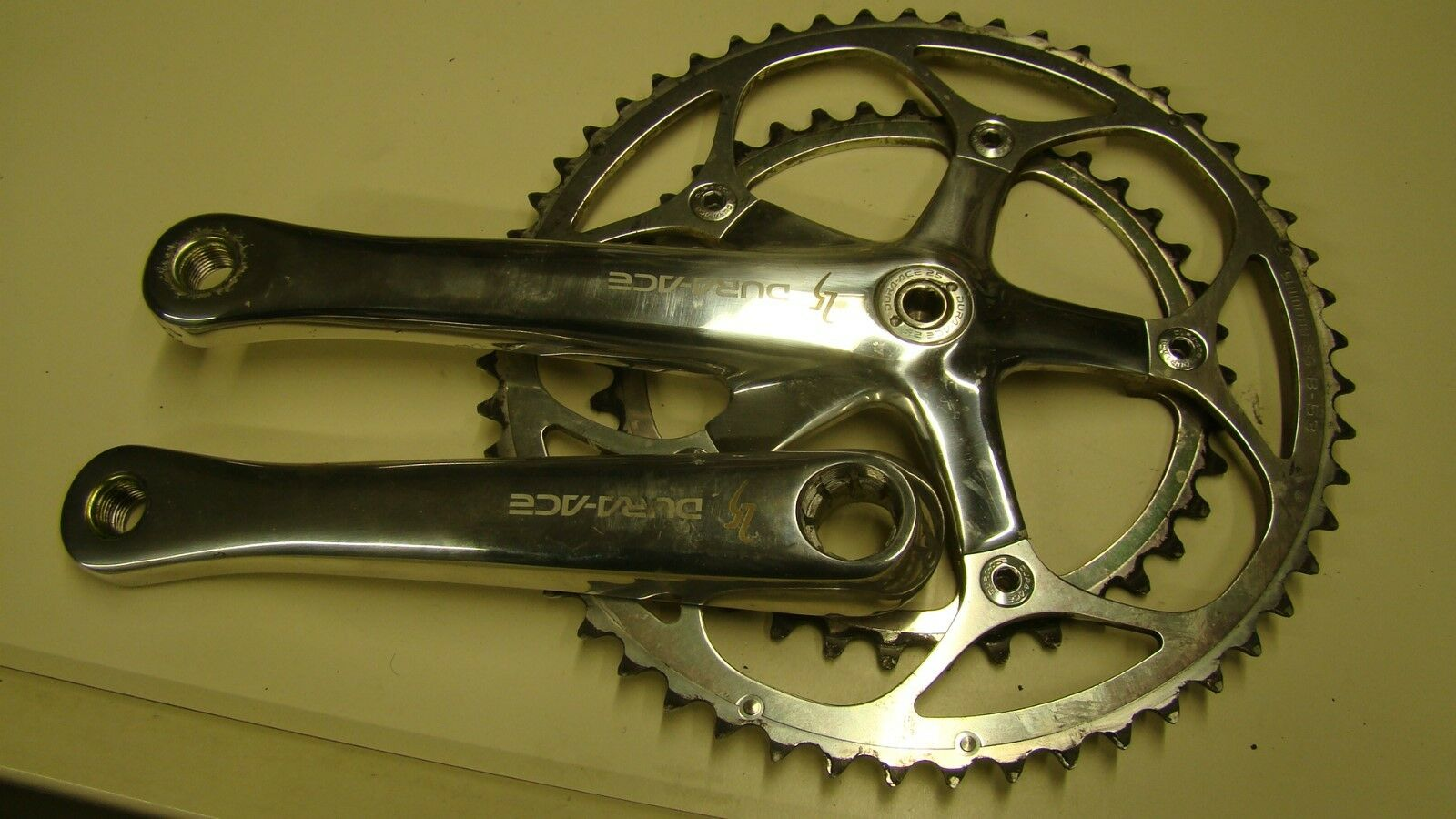 Crankset Dura Ace for Octalink 172,5 39 53 movement   fast shipping and best service