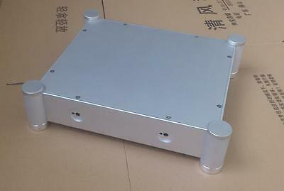 3607T Full Aluminum Enclosure / mini AMP case/power amplifier box/ chassis - YD