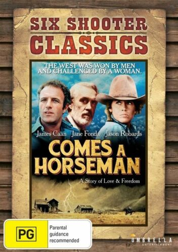 1 of 1 - Comes A Horseman: Six Shooter Classics (DVD, 2015) BRAND NEW/SEALED ... R 4
