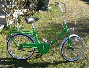 Dettagli Su Bicicletta Classica Graziella Bici 20 Annabella Carnielli Pieghevole Uomo Donna