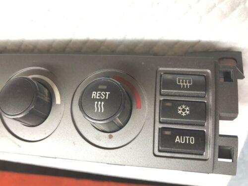 A 76 2004 BMW 745i  AC HEATER CLIMATE CONTROL TEMPERATURE OEM