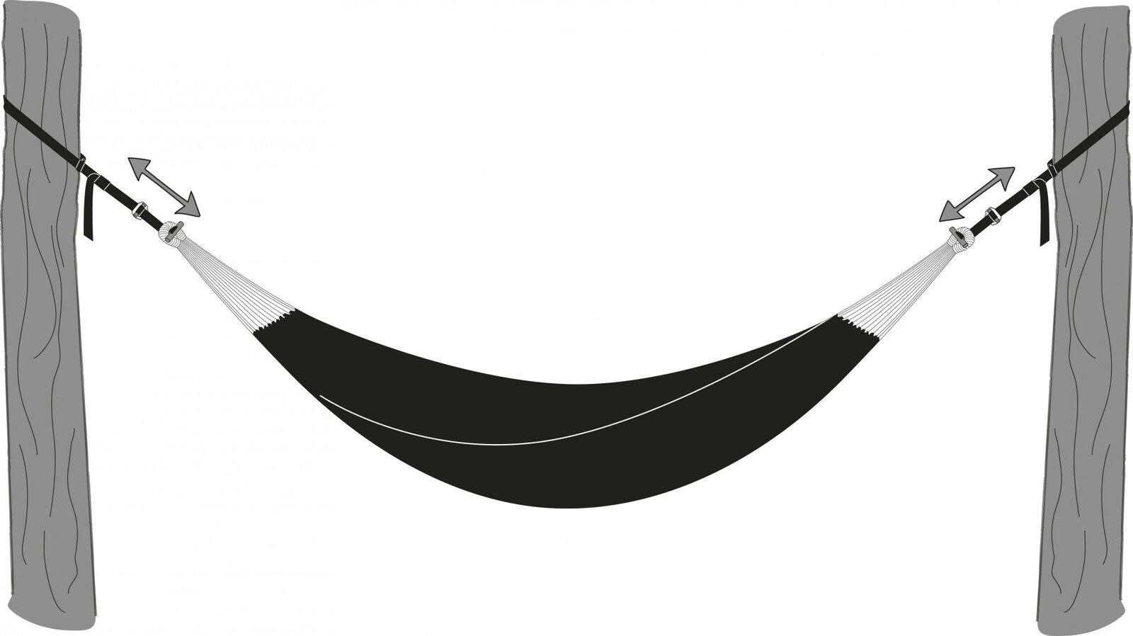 Hängemattenaufhängung T-Strap 2 Hängemattengurte Hängemattengurte Hängemattengurte Gurte Amazonas NEU | Zart  | Attraktive Mode  62420a