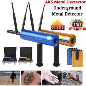 2019 AKS Handhold 3D Professional Metal/Gold Detector Long Range