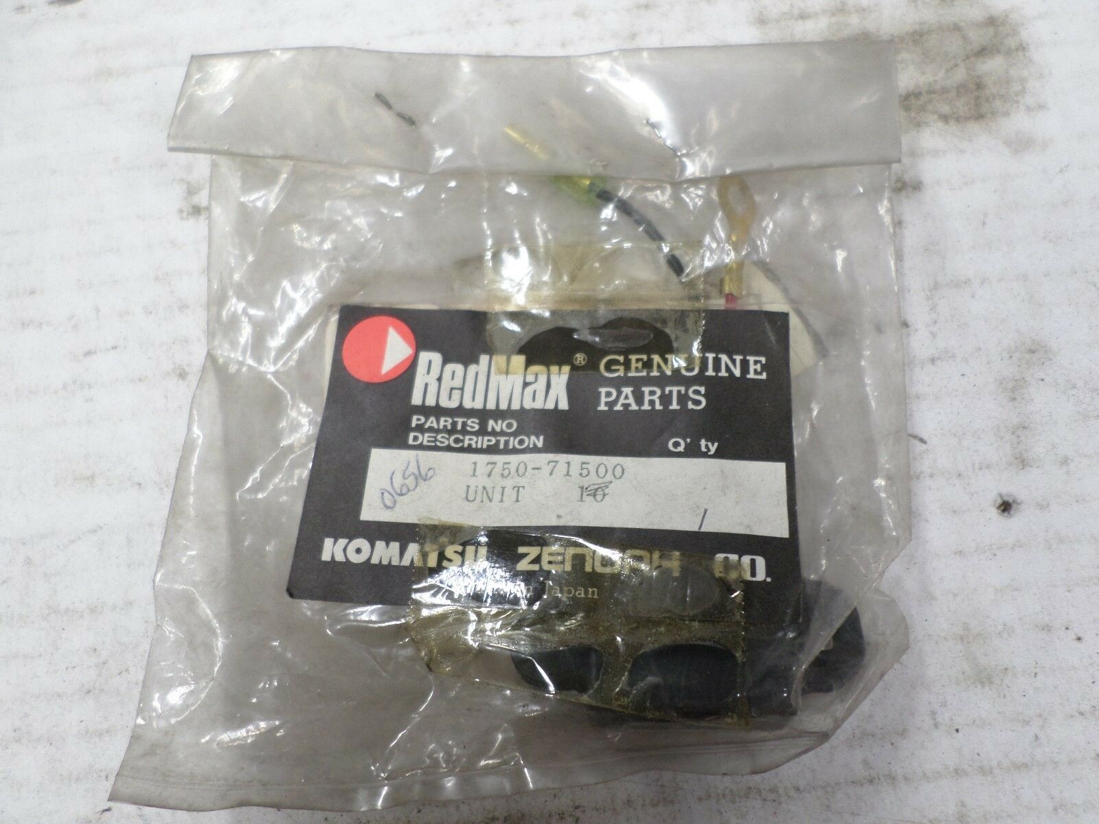 Genuine Nos Red Max Electronic Ignition Unit 516519601 175071500 Ebay Redmax Fuel Filter Norton Secured Powered By Verisign