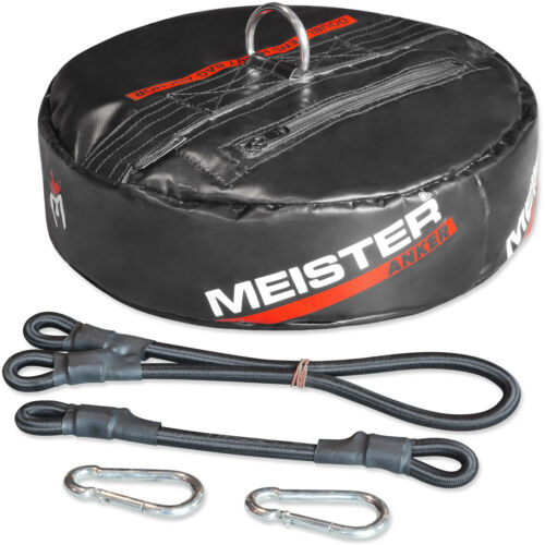 BOXING HEAVY BAG DOUBLE-END ANCHOR Floor Punching Sand BUNGEES MEISTER ANKER