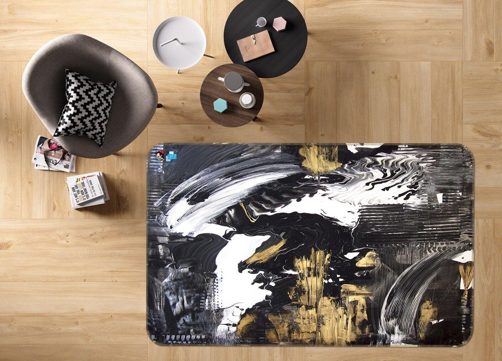 3D Art Poster Painting 9 Non Slip Rug Mat Mat Mat Room Mat Quality Elegant Photo Carpet 136aab