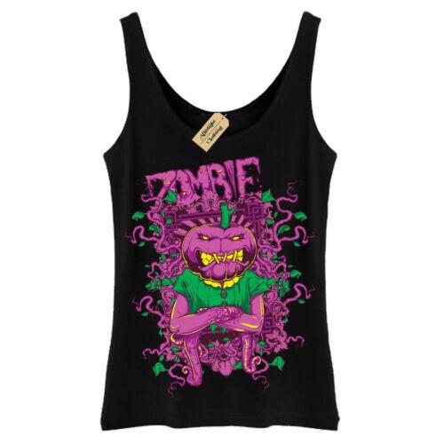 Zombie Pumpkin Vest pour Femme