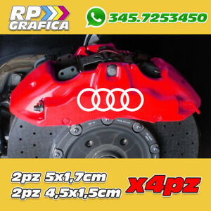 KIT-4-ADESIVI-AUDI-sticker-PINZE-FRENO-A1-A3-A4-A6